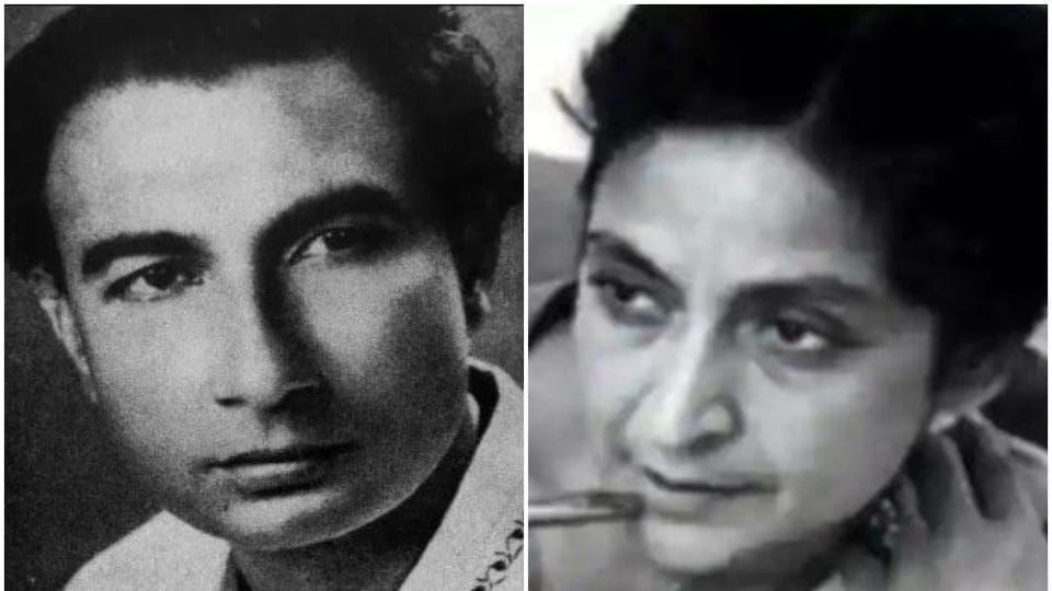Sahir Ludhianvi-Amrita Pritam,Sahir Ludhianvi Happy Birthday,Amrita Pritam