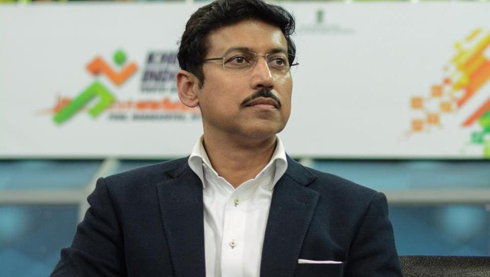 Rajyavardhan Rathore,Olympian,Opposition