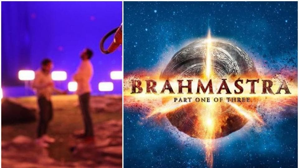 Ayan Mukherji posted a new picture from the sets of Brahmastra on Instagram.