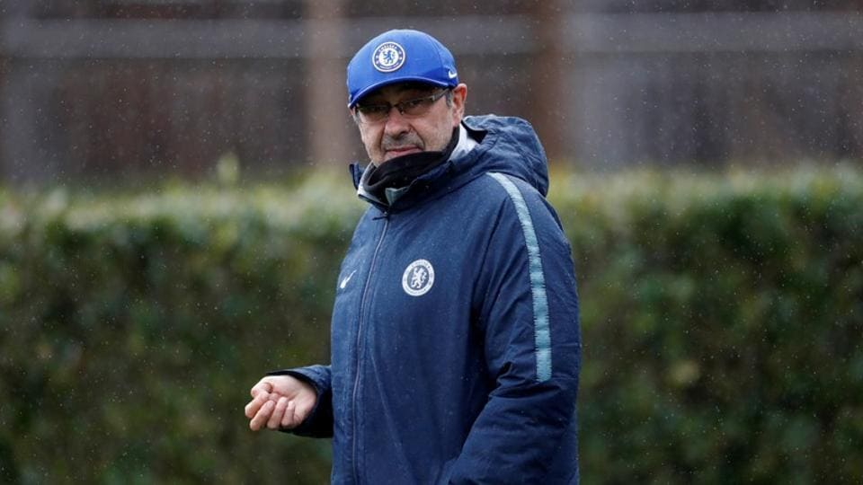 Premier League: Chelsea ready to take top-four fight down to the wire, says Maurizio Sarri | football