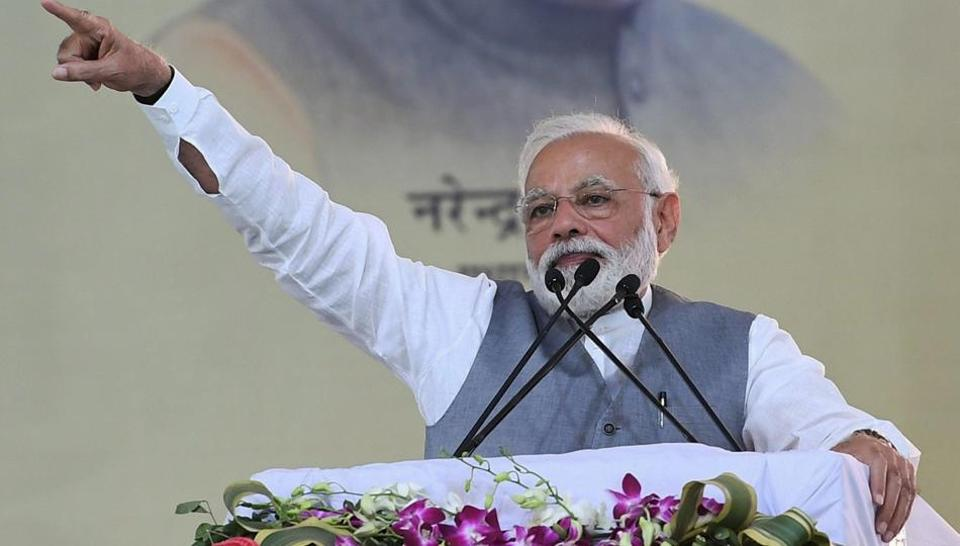"None other than Prime Minister Narendra Modi is the ""Daddy"" of the ruling All India Anna Dravida Munnetra Kazhagam (AIADMK), Tamil Nadu dairy development minister KT Rajenthira Balaji said on Friday."
