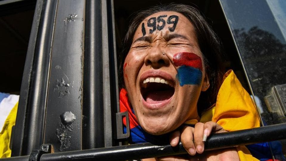 """A report, released on the eve of the March 1959 uprising, by the Freedom House states that freedom of religion continues to be """"harshly restricted"""" in the Tibet Autonomous region."""
