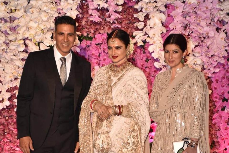 Akash Ambani, Shloka Mehta wedding reception highlights