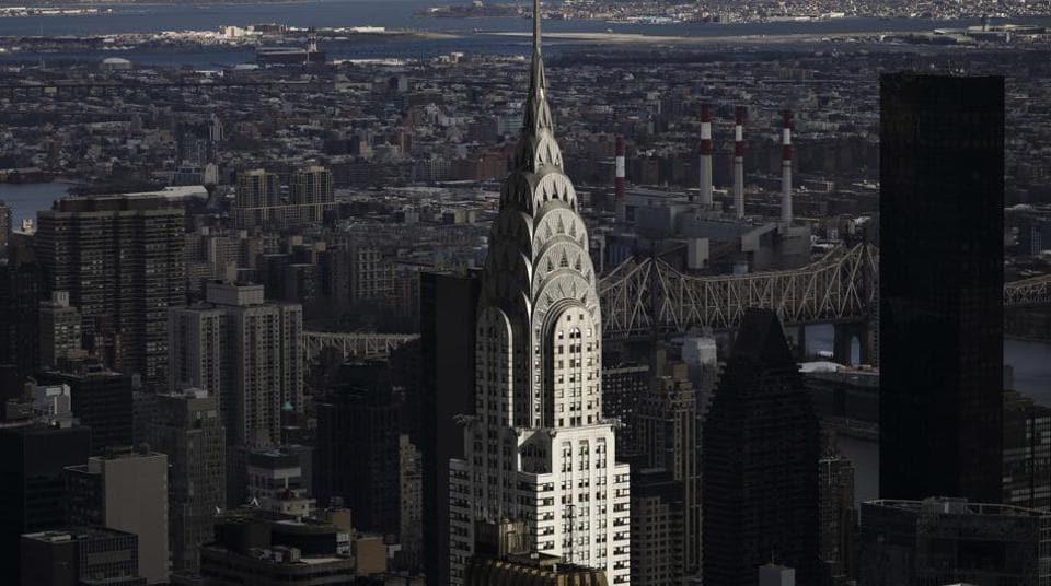 Chrysler Building,new York City,wall Street Journal