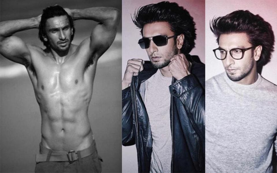 Ranveer Singh shared these pictures on his Instagram handle.