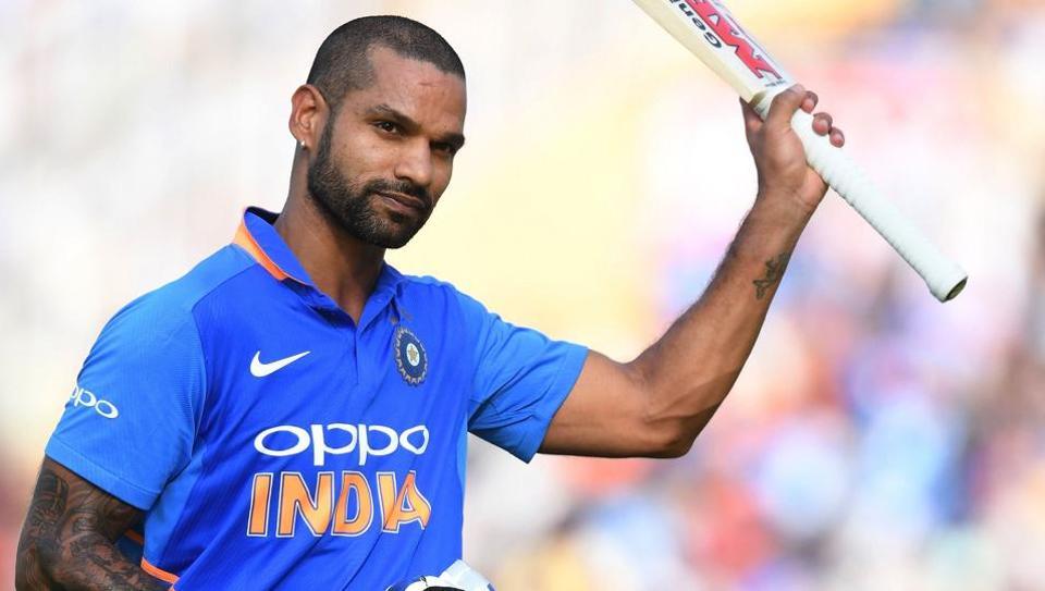 India vs Australia,Shikhar Dhawan,Dhawan