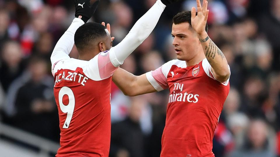 Arsenal end Ole Solskjaer's run with 2-0 win over Manchester United | football