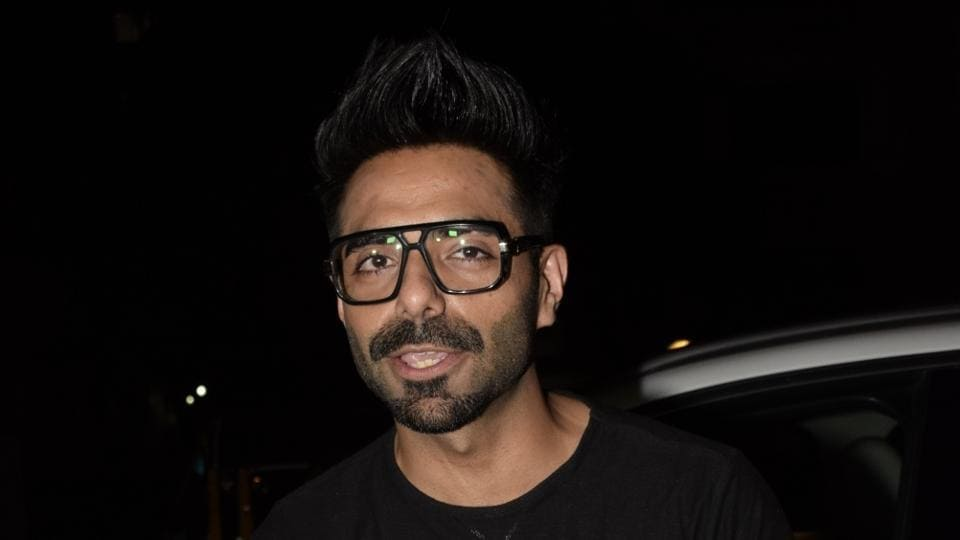Aparshakti Khurana has created his own space in films and says he does not want to rush to make money.