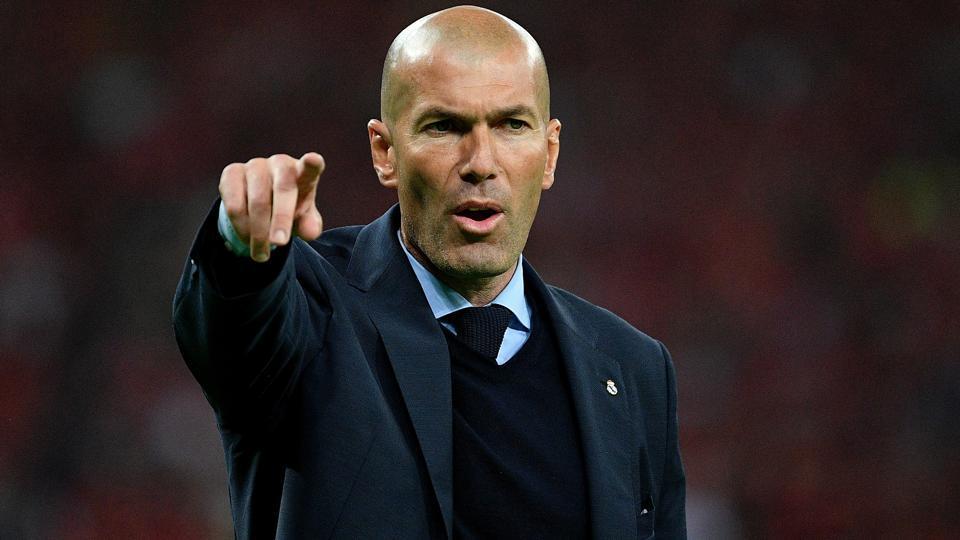 Zinedine Zidane returns as Real Madrid coach, replaces Santiago Solari   football