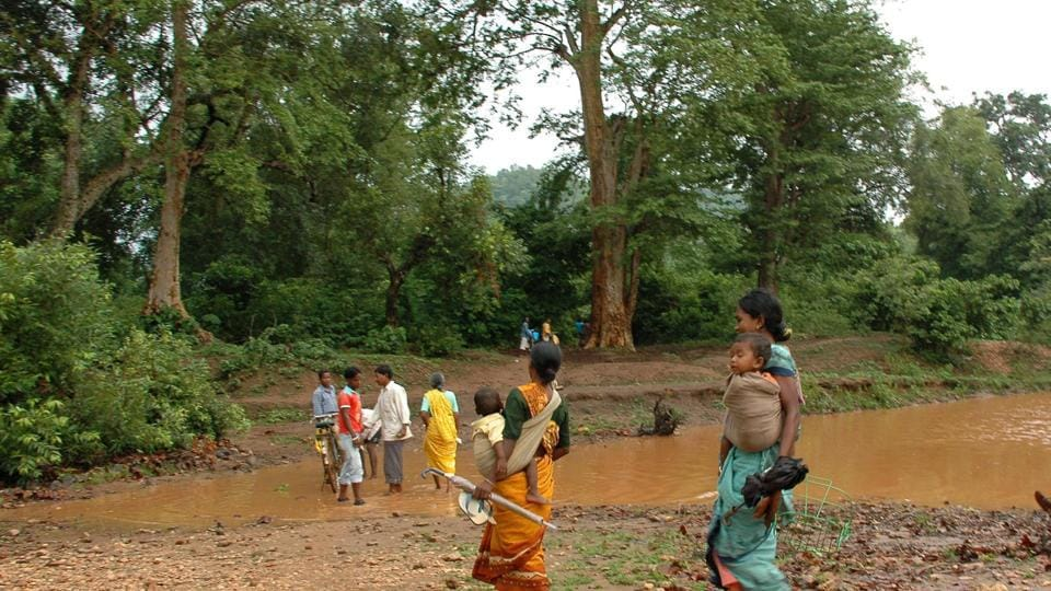 Lok Sabha Elections 2019: The forest department recognises only 10 villages as legal, while around 110 villages have illegal status in the Saranda forest division in Jharkhand's West Singhbhum.