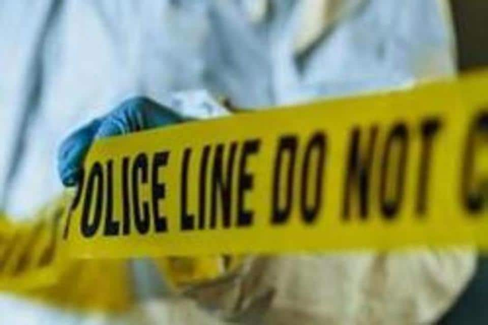 A 38-year-old auto driver died and a passenger was injured when a speeding car hit the auto near Vasundhara on the Hindon elevated road on late Sunday night.