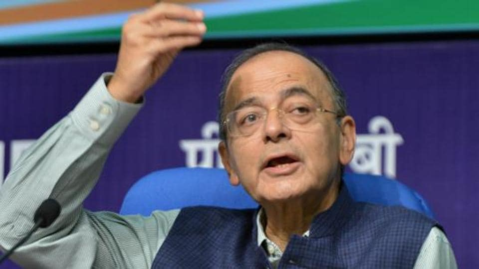 Asserting that the country is safe under Prime Minister Narendra Modi, Finance Minister Arun Jaitley Tuesday accused the Congress of weakening the fight against Jehadi terrorists.