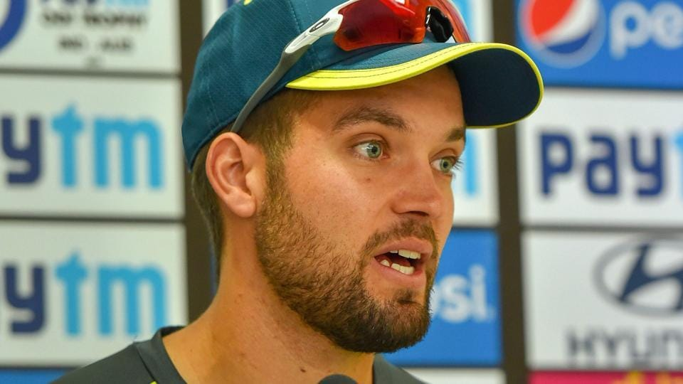 India vs Australia,Alex Carey,Yuzvendra Chahal