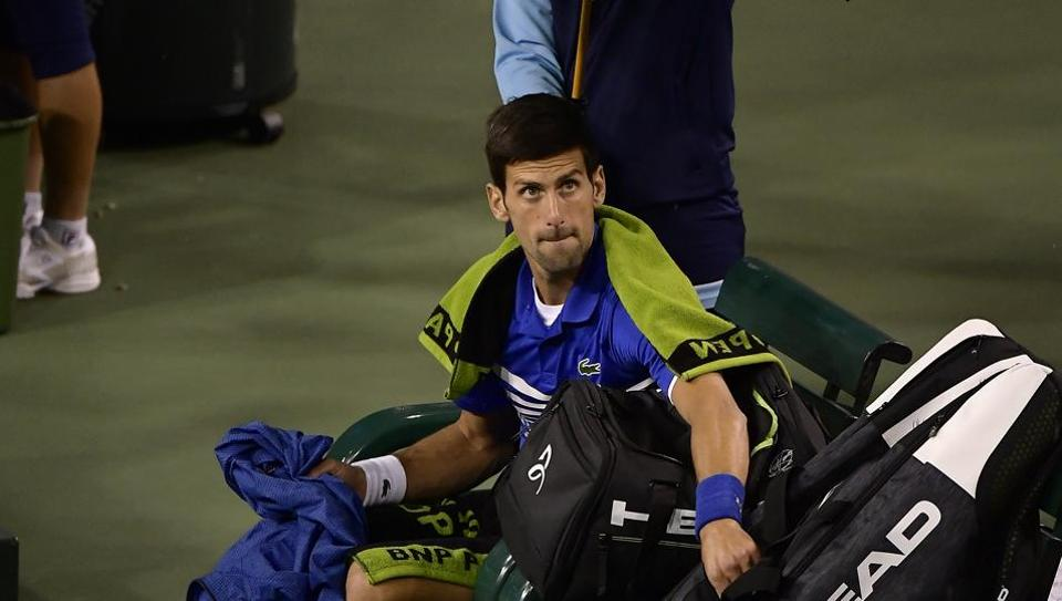Djokovic keen to turn the page after Indian Wells exit - Omni Sports