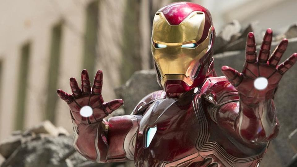 Robert Downey Jr plays Iron Man in the Marvel Cinematic Universe.