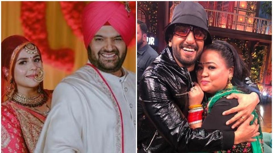 Bharti Singh plays Titli bhabhi in The KapilSharma Show.
