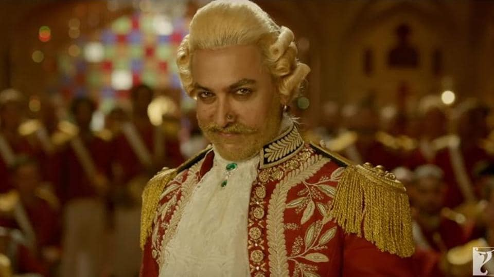 Aamir  Khan's Thugs of Hindostan may have been a flop but that doesn't impact his career.