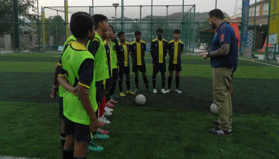 Zawar,football,soccer academy