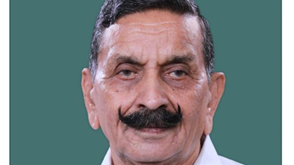 BJP's Prabhatsinh Chauhan is the two-time sitting MP from Panchmahal seat in Gujarat.