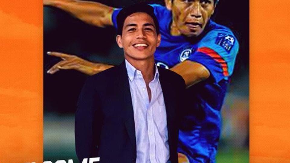 Renedy Singh was namedcoach of Neroca FC.