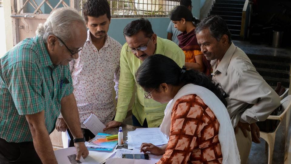 The Wagholi Housing Societies Association, with the support of societies and resident volunteers, claims to have registered 35,000 voters in the area for the 2019 Lok Sabha Elections.