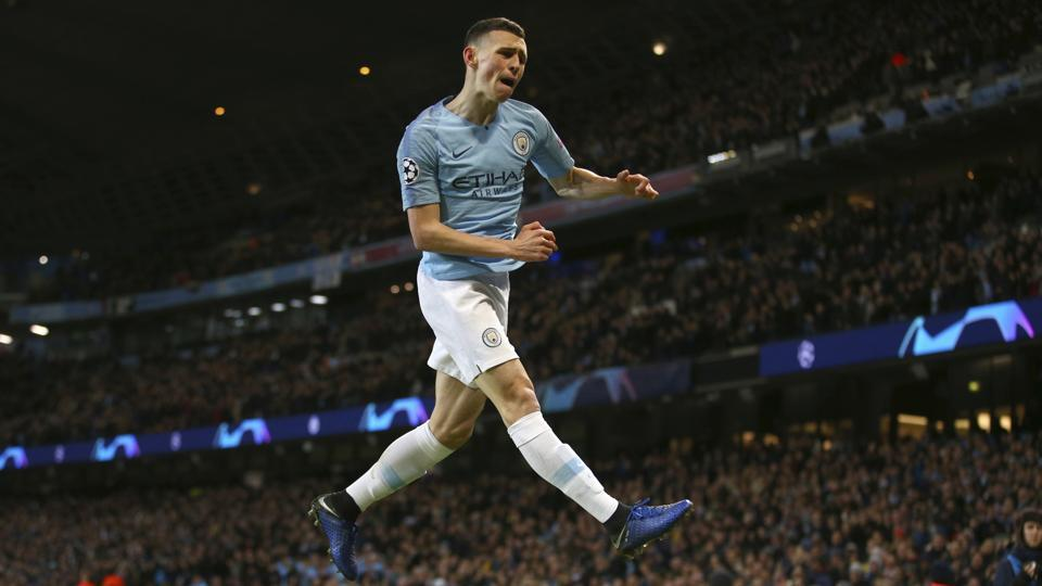 Champions League: Rampant Manchester City crush Schalke with magnificent seven | football