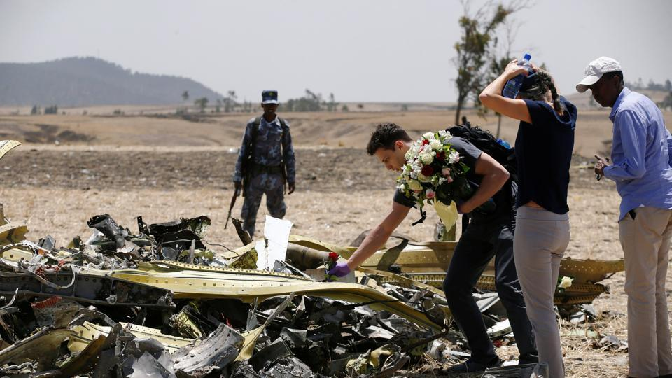 Boeing 737 from Addis to Nairobi crashes with 157 aboard