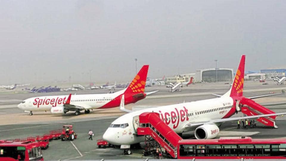 Resultado de imagen para Spicejet Boeing fleet