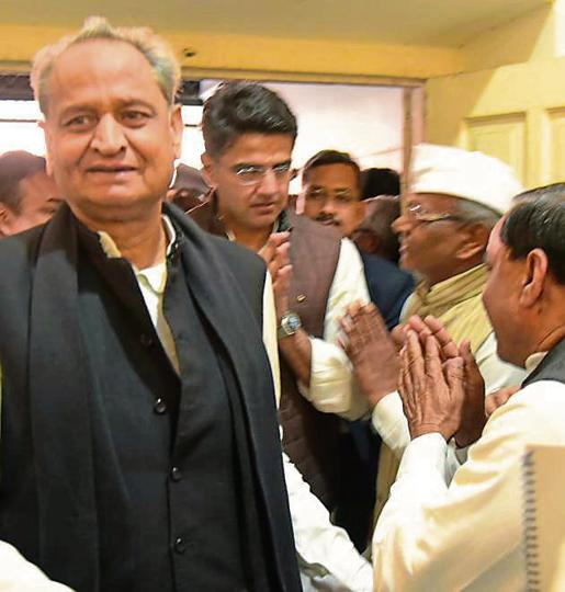 Chief Minister Ashok Gehlot and Rajasthan Congress president Sachin Pilot hit out at the BJP and said the saffron party is trying to win Lok Sabha Elections by diverting attention from issues.