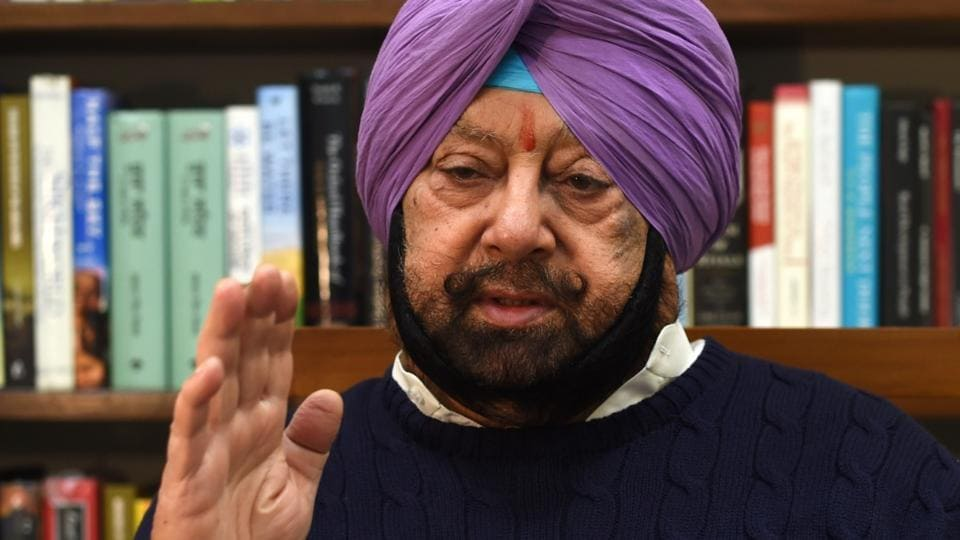 Amarinder Singh,Punjab CM Captain Amarinder Singh,Lok Sabha elections 2019