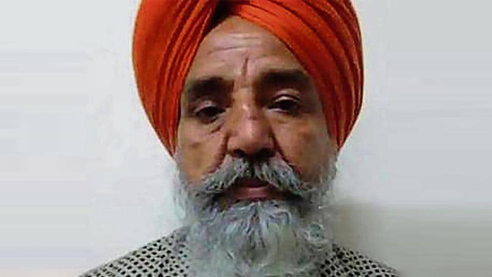 Police said that Gursewak Singh Babla was caught on Tuesday from outside the Kashmere Gate interstate bus terminal  in New Delhi when he reached there to meet his associate.