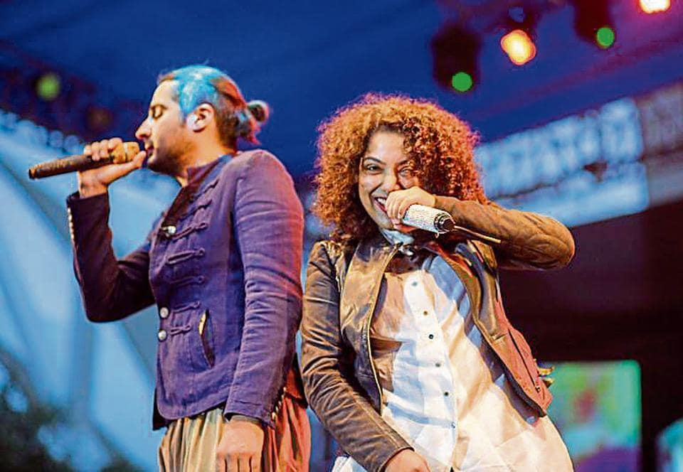 The three-day festival will see Punjabi folk artists Hari and Sukhmani (above)croon folk songs to contemporary beats. Baul music artiste Parvathy Baul will also perform at the three-day event.
