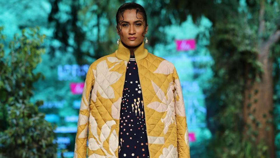 Sahil Kocchar/ Lotus Make-Up India Fashion Week AW' 2019