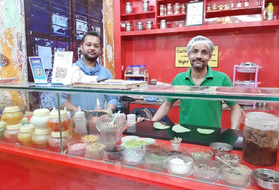 The café has been running successfully with a net profit of Rs 20,000-Rs 30,000 per month.