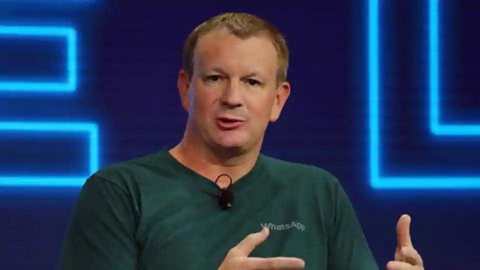 Brian Acton,WhatsApp,WhatsApp Co-Founder