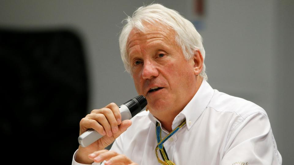 Charlie Whiting,F1,ace director Charlie Whiting