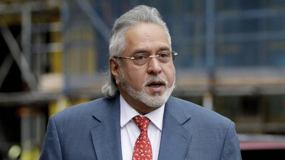 The bank is seeking rights over properties, including shares held by Mallya, worth Rs 6,203 crore.