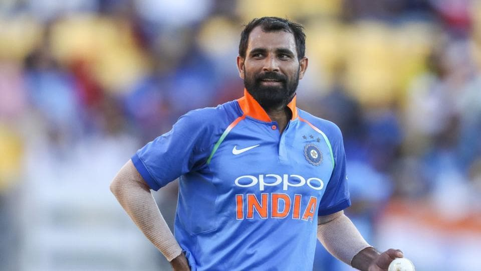 Mohammed Shami charged with sexual harrassment; faces 5 years in prison