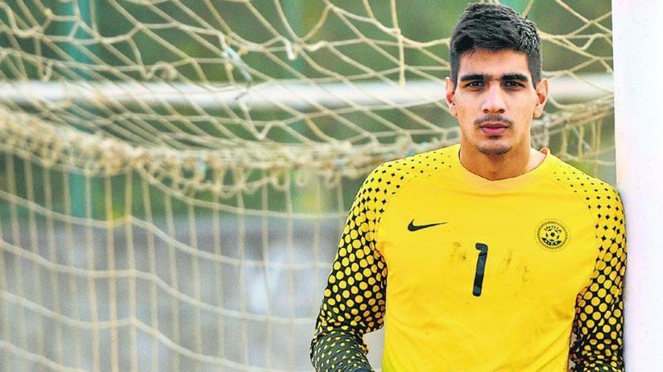 Gurpreet Singh,Asian Cup football,ISL