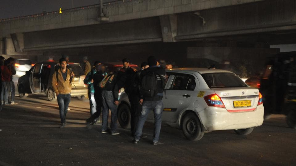 The two cases took the total number of such cases in the city to 19 since the start of this year. The incidents took place at Atlas Chowk and Hero Honda Chowk, when the victims were looking for a ride back home.