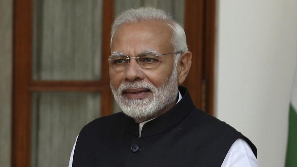 Narendra Modi,PM Narendra Modi,voting