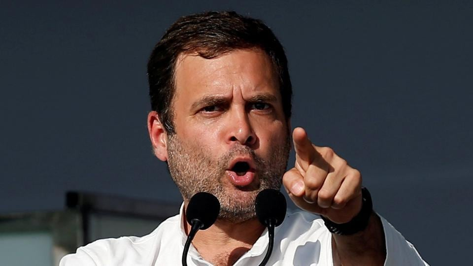Congress president Rahul Gandhi targeted Prime Minister Narendra Modi following China's blocking of a UNresolution against Jaish-e-Mohammed chief Masood Azhar.