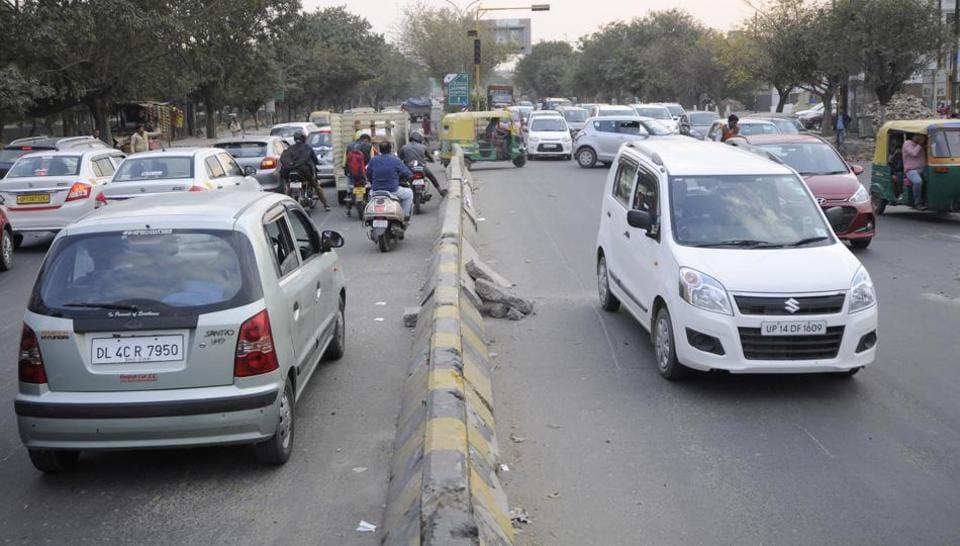 Gurugram had 446 road fatalities in 2018, of which 168 were pedestrian fatalities.