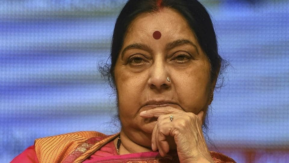 """External Affairs Minister Sushma Swaraj on Wednesday said India cannot have dialogue with Pakistan unless the neighbouring country acted against terror outfits on its soil, asserting that """"talks and terror cannot go together""""."""