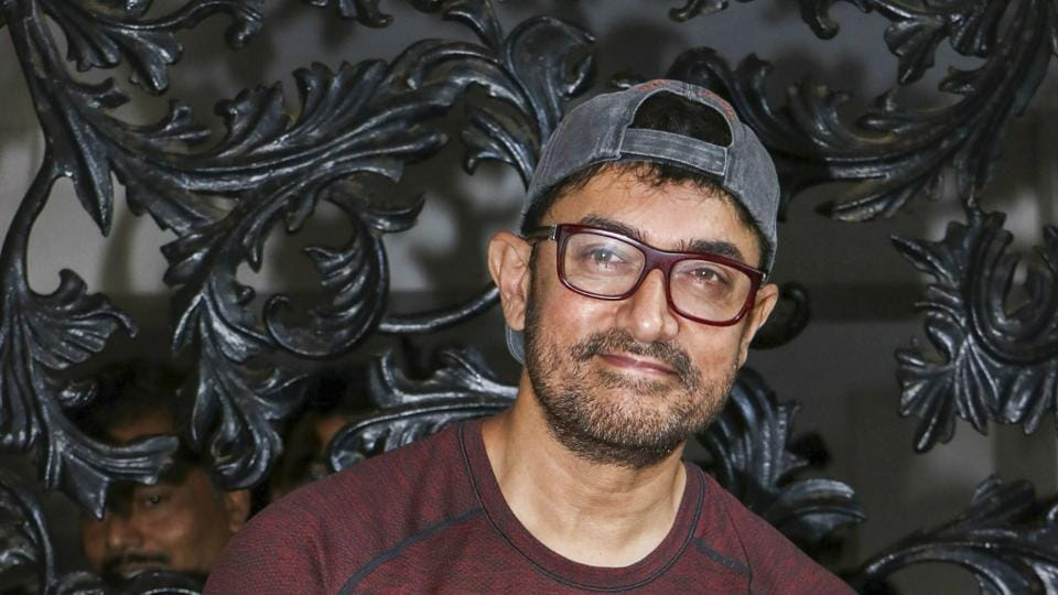 Aamir Khan was last seen in Thugs of Hindostan and has now announced that he is working on the look for Laal Singh Chaddha - an adaptation of Forest Gump.