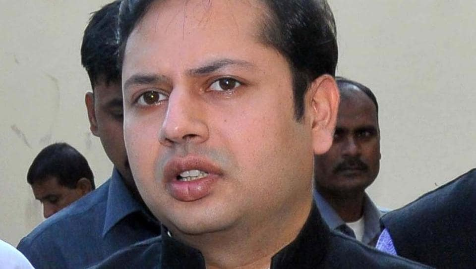 Vaibhav Gehlot, the son of Rajasthan chief minister Ashok Gehlot, is expected to make his electoral debut in 2019 LokSabha Elections. He may contest from the Jodhpur or Jalore Lok Sabha constituency.