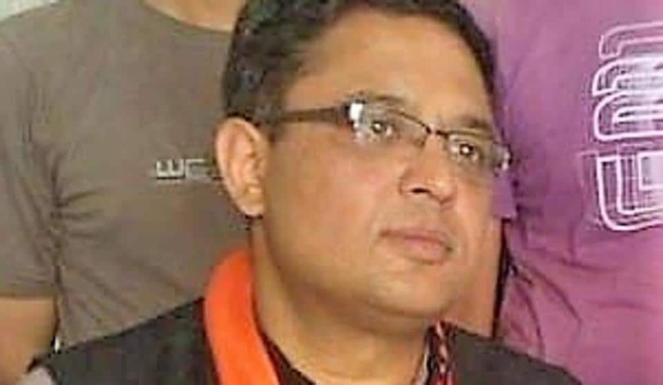 Amid speculations that he may join Congress soon, Manish Khanduri (in pic), son of former Uttarakhand CM and veteran BJP leader BC Khanduri, has refused to comment on the issue.