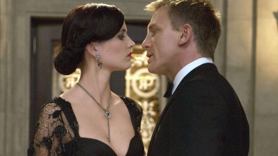 Eva Green,James Bond,Agent 007