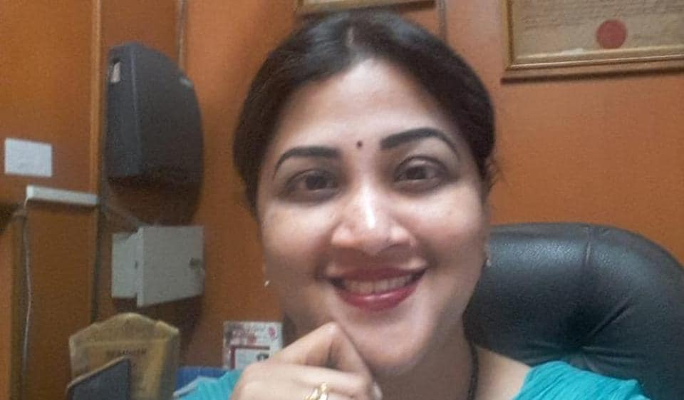 Sheetal Lokhande Waghchoure is a practising lawyer in the city for the past 20 years.