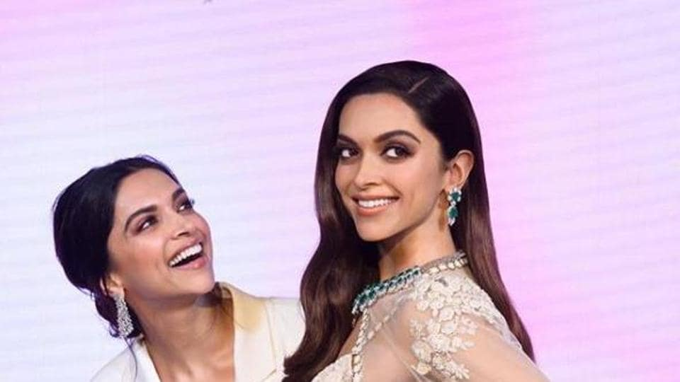 Deepika Padukone unveiled her wax statue at Madame Tussauds in London on Thursday.